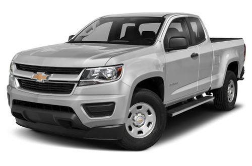 2019 Chevrolet Colorado Vs 2019 Ford Ranger Vs 2019 Gmc Canyon Vs 2019 Nissan Frontier Cars Com