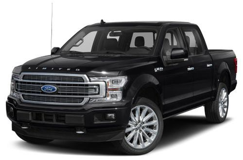 "2019 Ford F-150 4x4 SuperCrew Cab Styleside 5.5' box 145"" WB"
