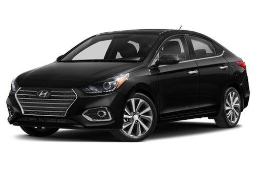 2019 Hyundai Accent 4dr Sedan