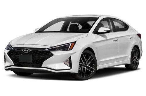 2019 Hyundai Elantra 4dr Sedan