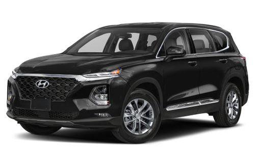 Nissan Rogue Vs Hyundai Santa Fe >> 2019 Hyundai Santa Fe Vs 2019 Nissan Rogue Sport Cars Com