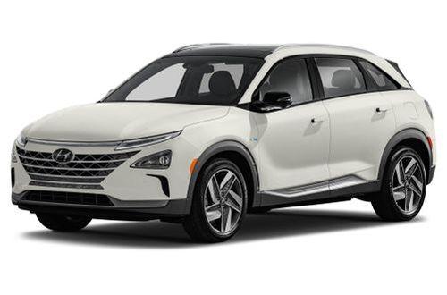 2019 Hyundai NEXO 4dr FWD
