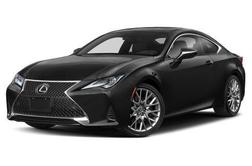 2021 Lexus RC 350