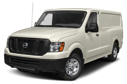 attraktive Mode beste Angebote für gut aus x 2019 Nissan NV Cargo NV2500 HD Trim Levels & Configurations ...