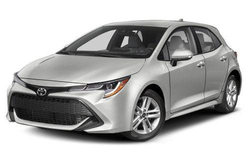 Cars Com Compare >> 2019 Toyota Corolla Hatchback Cars Com