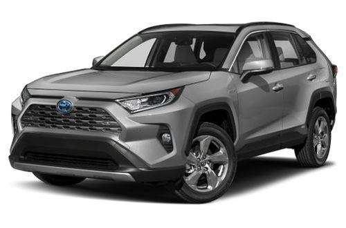 2019 Toyota Rav4 Hybrid Trim Levels Configurations Cars Com