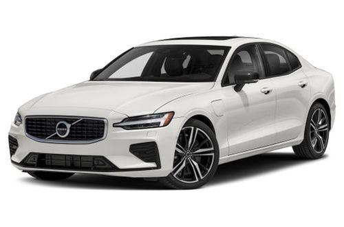 2021 Volvo S60 Recharge Plug-In Hybrid