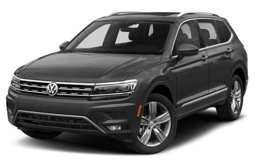 2019 Volkswagen Tiguan 4dr AWD 4MOTION