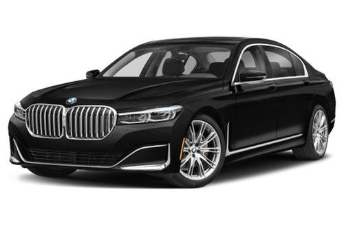 2021 BMW 740