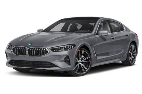 2021 BMW 840 Gran Coupe