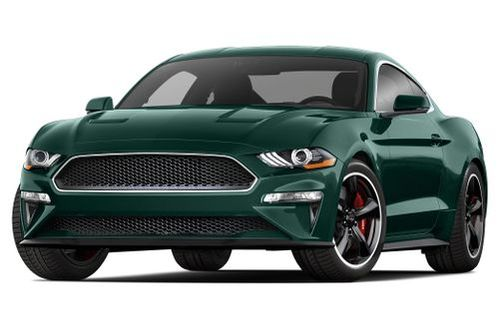 2020 Ford Mustang 2dr Fastback