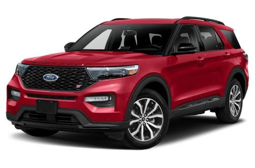 2020 Ford Explorer 4dr 4x4