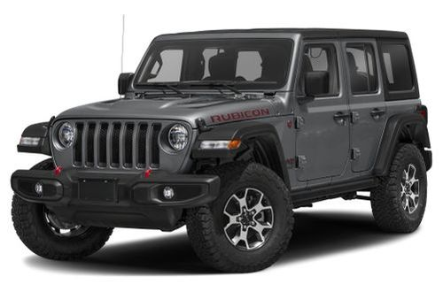 2020 Jeep Wrangler Unlimited 4dr 4x4
