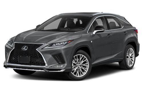 2020 Lexus Rx 350 Trim Levels