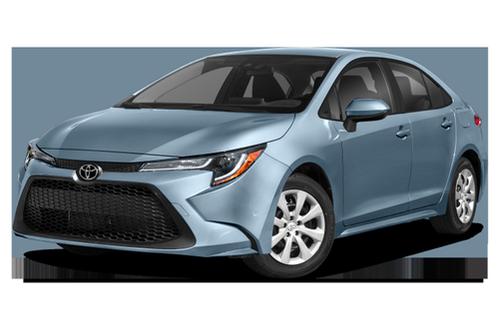 2020 Toyota Corolla Specs Trims Colors Cars Com