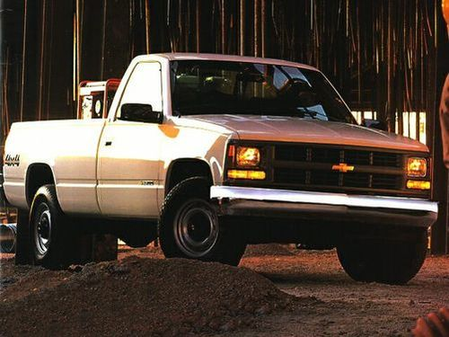 1998 Chevrolet 1500 Expert Reviews, Specs and Photos | Cars com
