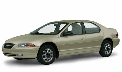 1995–2000 Cirrus Generation, 2000 Chrysler Cirrus model shown