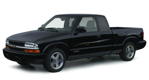 2000 Chevrolet S 10