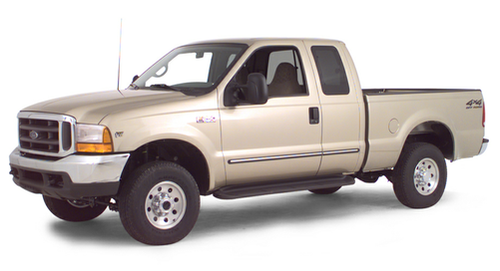 2000 Ford F 250 For Every Turn There S Cars Com