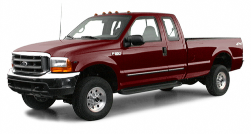 1996 ford f350 diesel weight