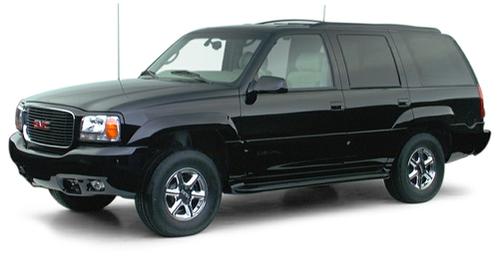 2000 Gmc Yukon Specs  Price  Mpg  U0026 Reviews