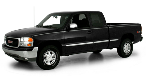 2000 Gmc Sierra 1500 For Every Turn There S Cars Com