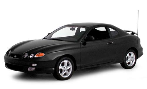 2000 Hyundai Tiburon Overview Cars Com