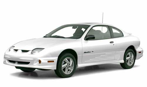 2000 pontiac sunfire se 2dr coupe. Black Bedroom Furniture Sets. Home Design Ideas