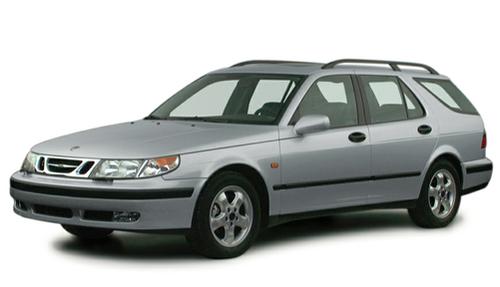 2000 Saab 9-5