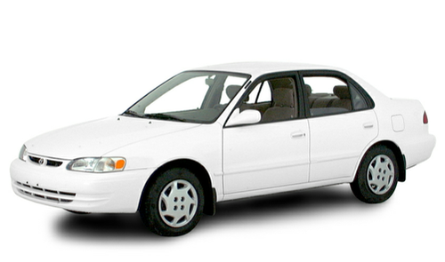 2005 Toyota Corolla Mpg >> 2000 Toyota Corolla Specs Price Mpg Reviews Cars Com