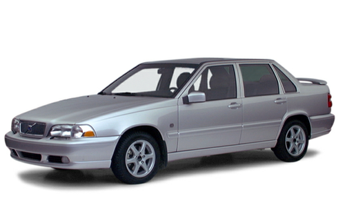 2000 Volvo S70 Overview Cars Com