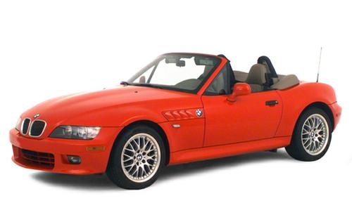 2001 m roadster horsepower