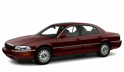 2000 buick park avenue oil type