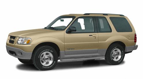 2001 Ford Explorer Sport Specs  Price  Mpg  U0026 Reviews