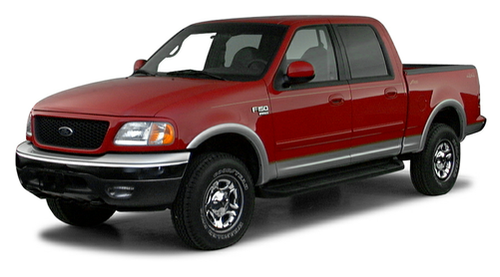 2001 Ford F 150 Expert Reviews Specs And Photos Cars Com