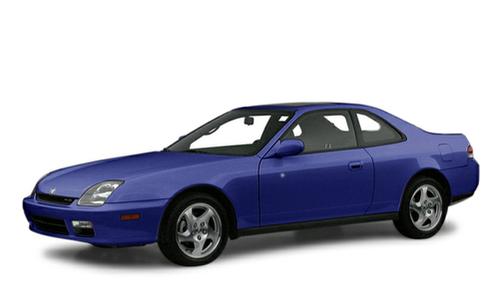 1992–2001 Prelude Generation, 2001 Honda Prelude model shown