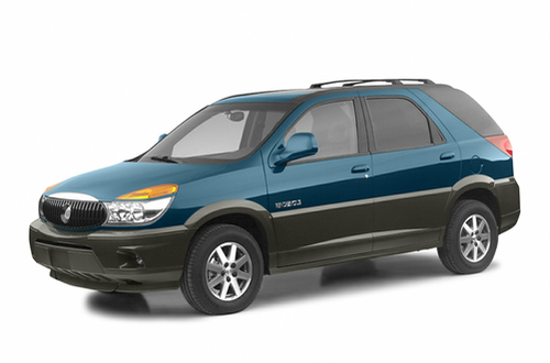 2002 buick rendezvous expert reviews specs and photos. Black Bedroom Furniture Sets. Home Design Ideas