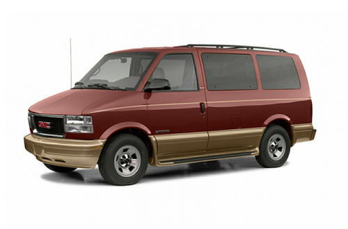 2002 GMC Safari - For every turn, there's cars com