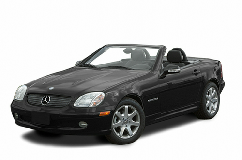 2002 Mercedes Benz Slk Class For Every Turn There S Cars Com