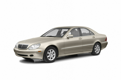 2002 mercedes benz s class expert reviews specs and. Black Bedroom Furniture Sets. Home Design Ideas
