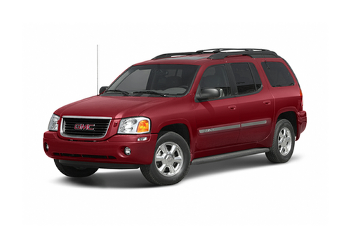 2003 gmc envoy xl expert reviews specs and photos. Black Bedroom Furniture Sets. Home Design Ideas