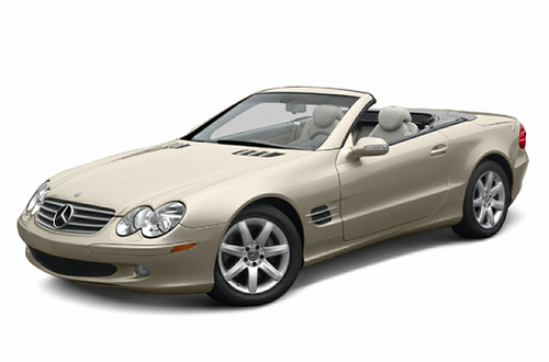 2003 Mercedes-Benz SL-Class Consumer Reviews | Cars com