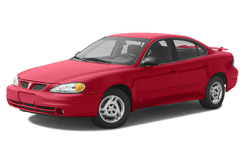 2001 grand am rear seat owners manual