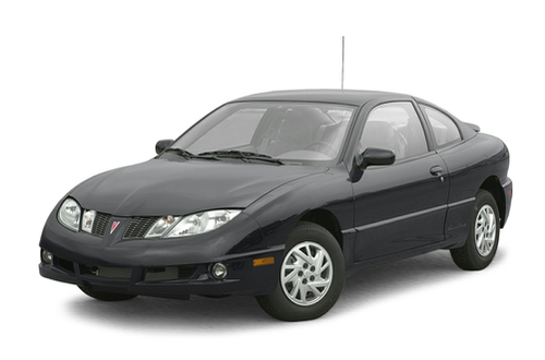 View 2003 Pontiac Sunfire Coupe 2D