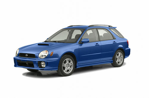 2003 subaru wrx oil type