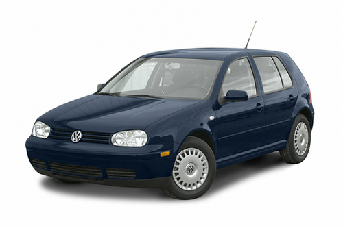 2003 volkswagen golf overview. Black Bedroom Furniture Sets. Home Design Ideas