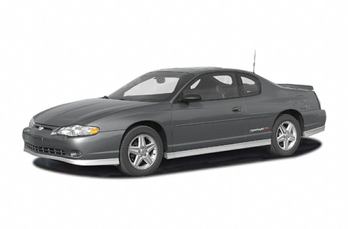 2004 chevrolet monte carlo expert reviews specs and. Black Bedroom Furniture Sets. Home Design Ideas