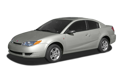 2006 saturn ion 3 quad coupe review