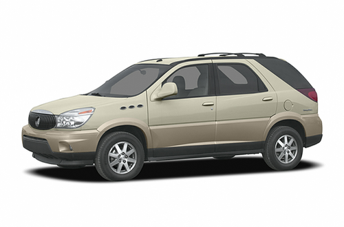 2005 buick rendezvous expert reviews specs and photos - Buick rendezvous interior dimensions ...