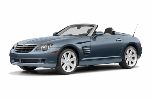 2005 chrysler crossfire expert reviews specs and photos. Black Bedroom Furniture Sets. Home Design Ideas
